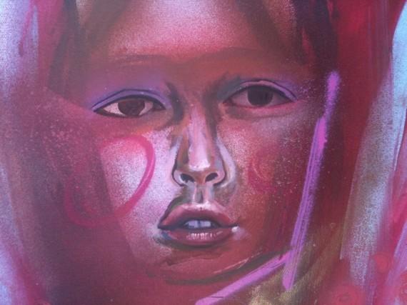 in progress - julian kimmings canvas