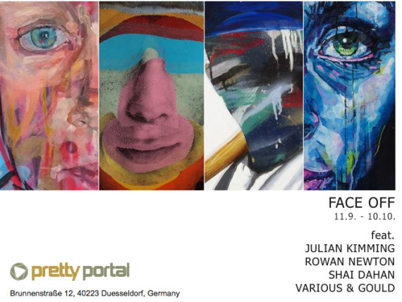 Face Off Group Show